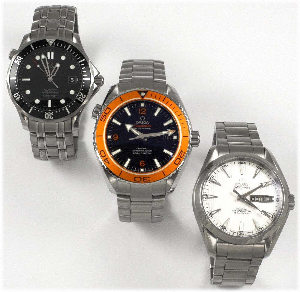 Omega Watch Range