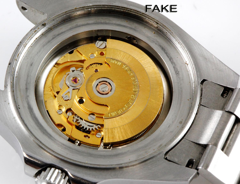 01165f3985a Rolex Sea-Dweller DEEPSEA Fake Vs. Real Comparison 116660 ...