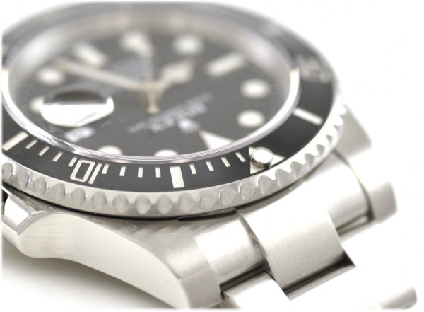 Rolex 116610 Sub Bezel Dot