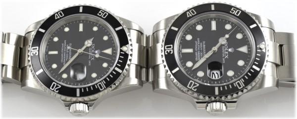 Rolex 16610 & 116610
