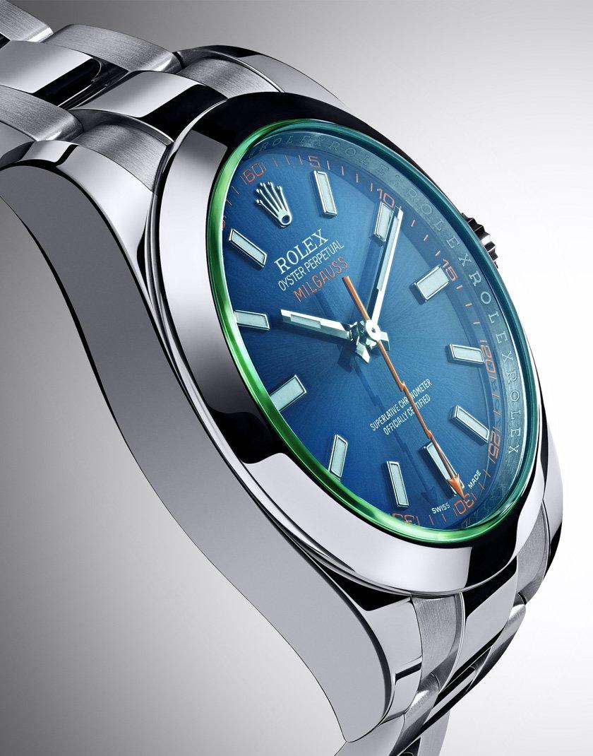 New rolex watches from baselworld 2014 bernard watch blog for Rolex milgauss