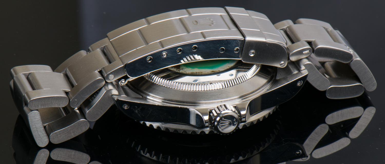 Rolex Submariner 16610 bracelet