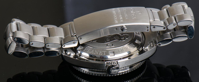 Seamaster Planet Ocean bracelet