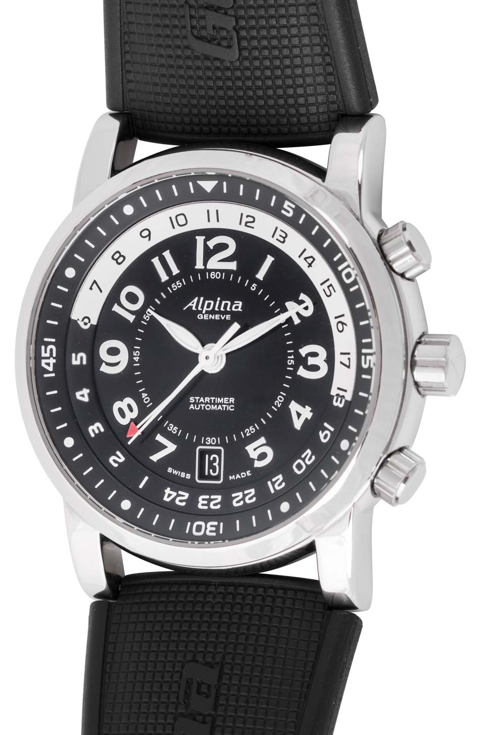 Alpina Startimer GMT ALLBRB Bernard Watch - Alpina gmt
