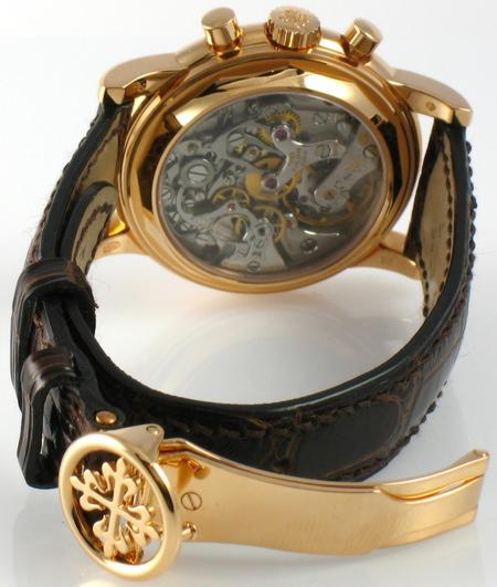 Patek Philippe - Perpetual Calendar Chronograph : 3970 ...
