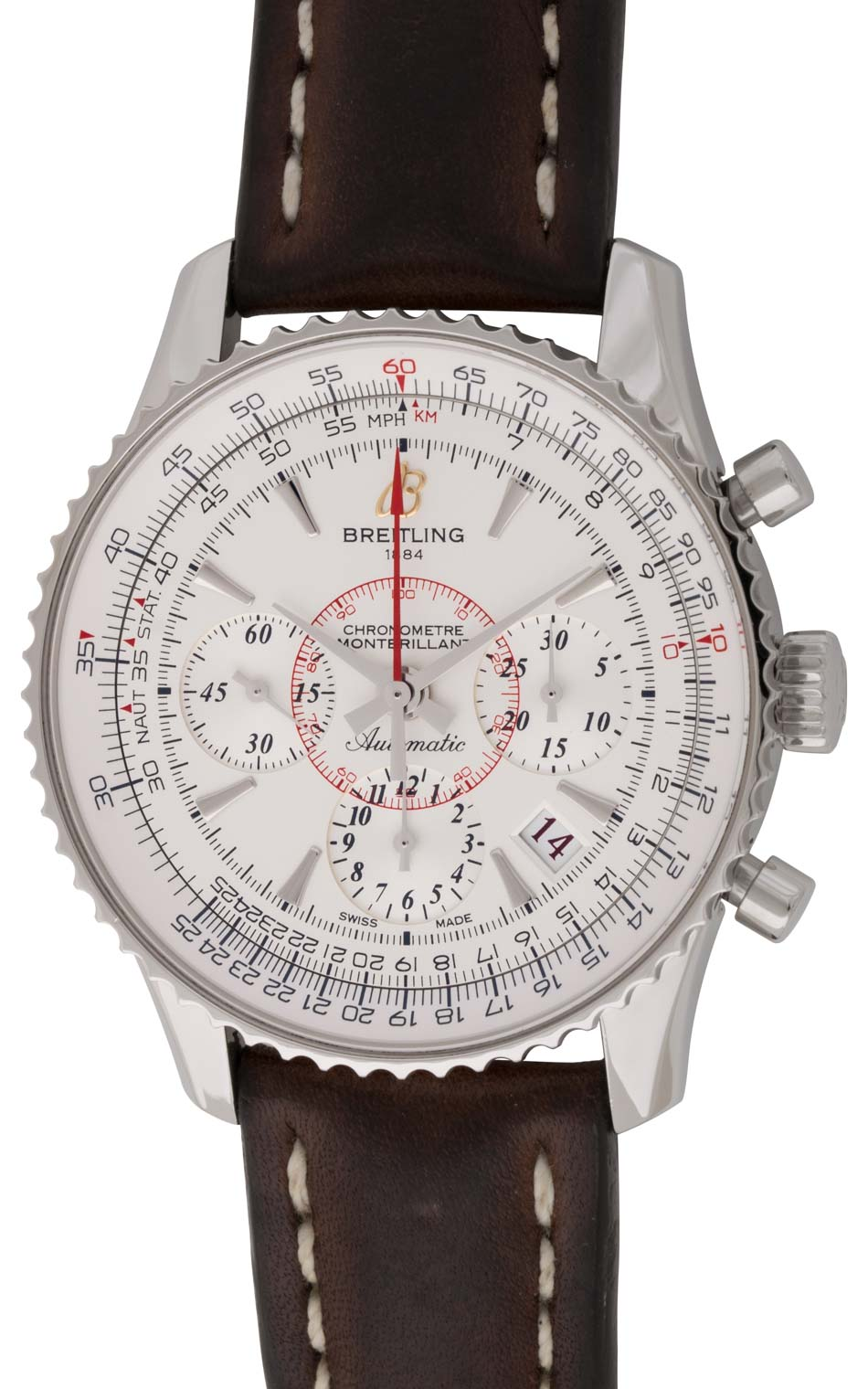 Breitling - Montbrilliant 01 Limited Edition