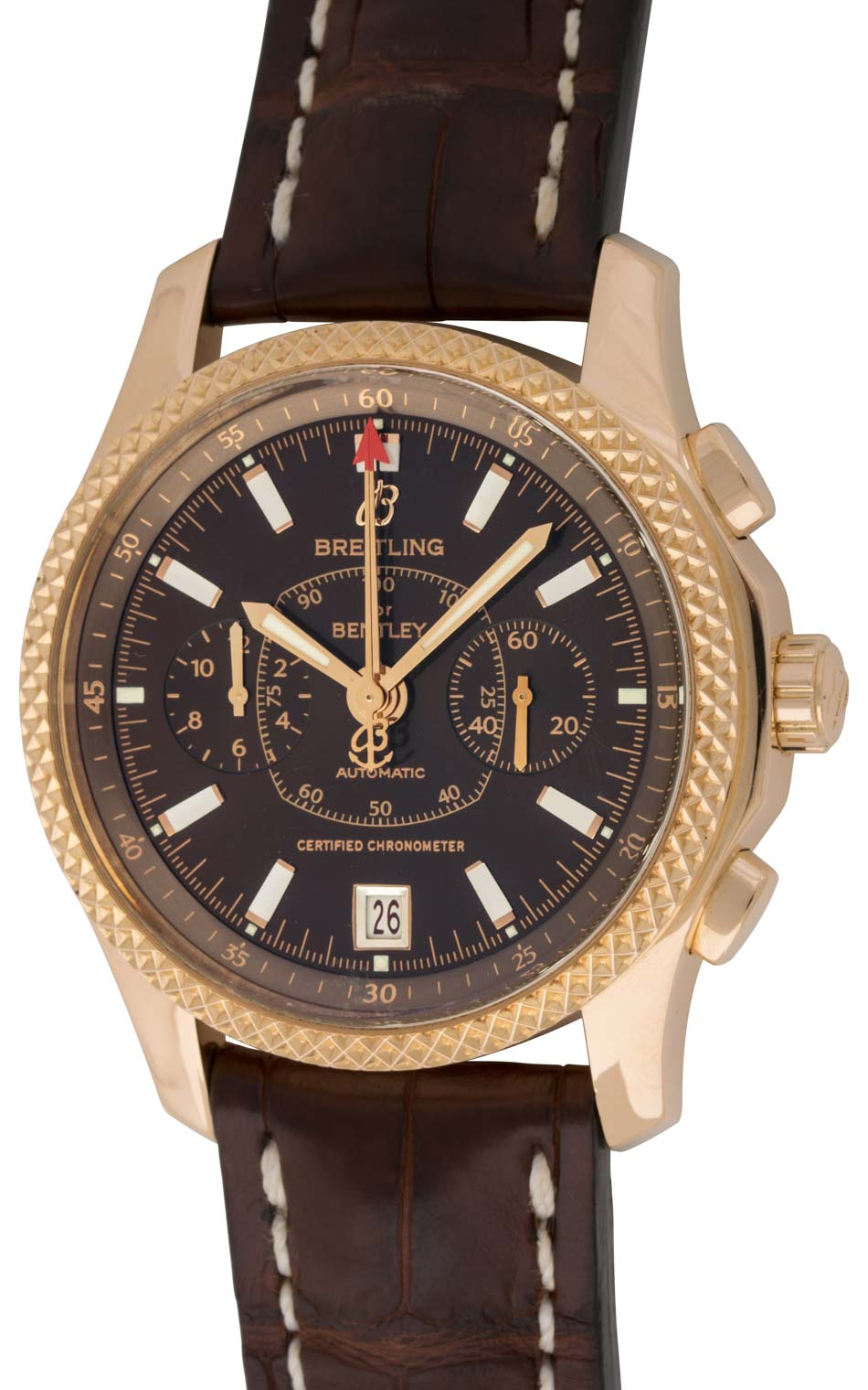 7e520f028fc Breitling Bentley Mark VI   H26362