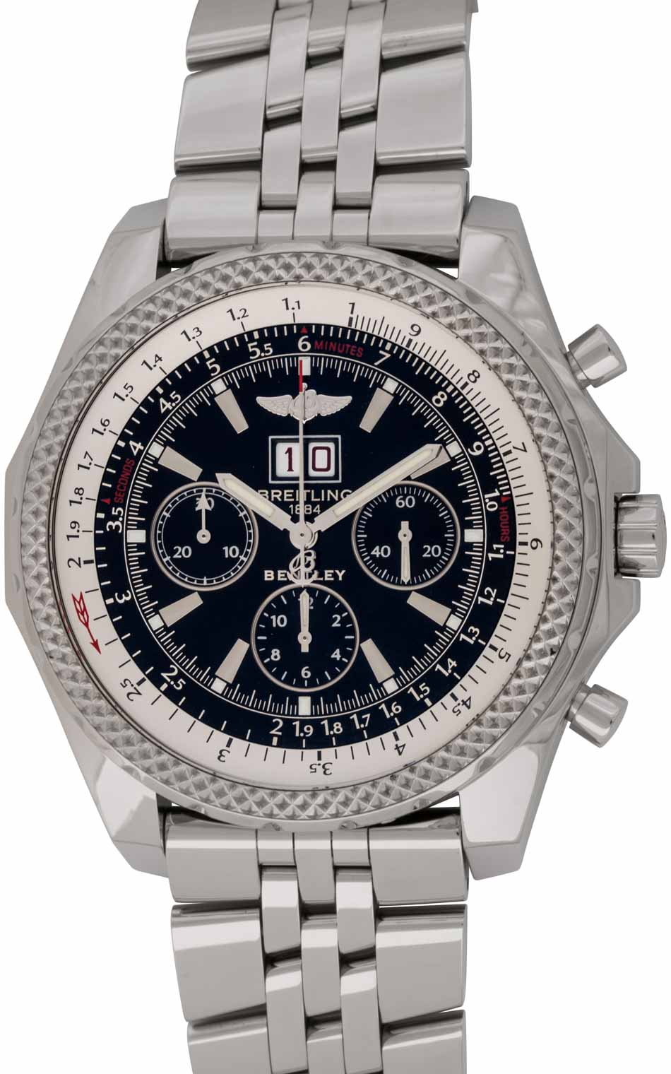 Breitling - Bentley 6.75 Chronograph