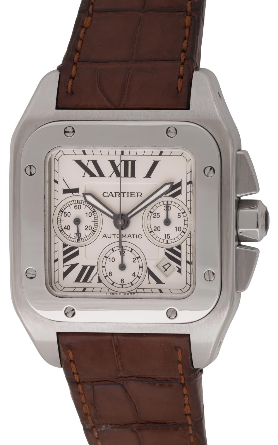 Cartier - Santos 100 XL Chronograph