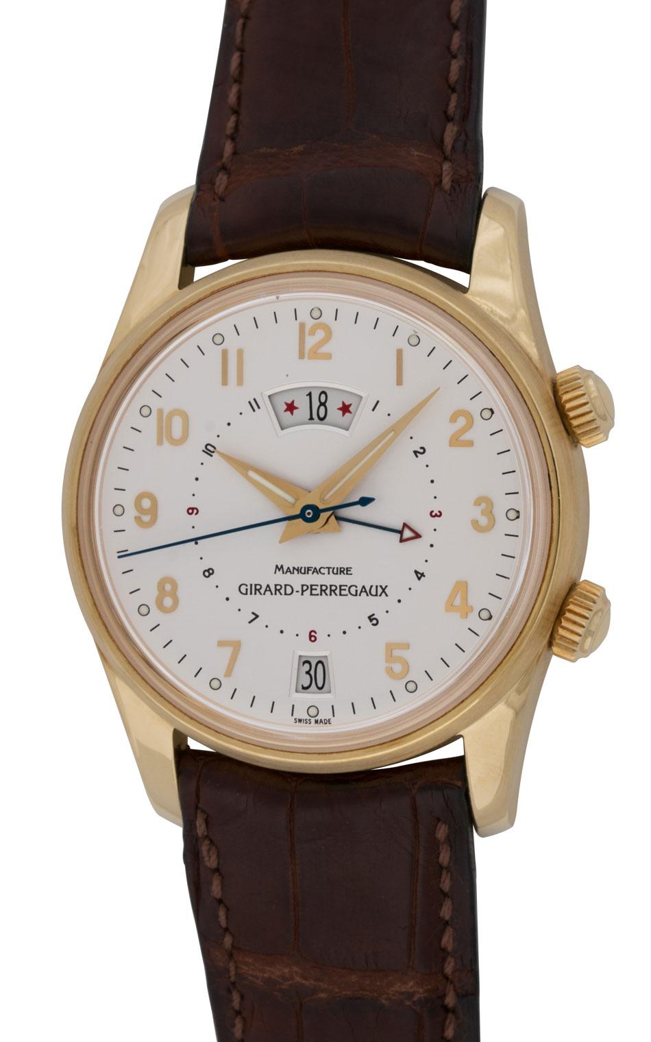 Girard-Perregaux - Traveler II GMT Alarm