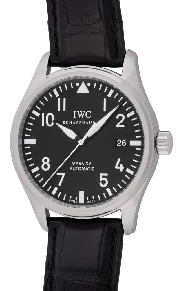 312850b9c19c IWC Pilot s Mark XVI   IW325501