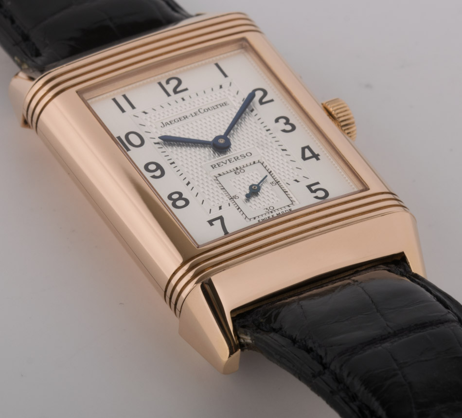 Side angle of Reverso Duo
