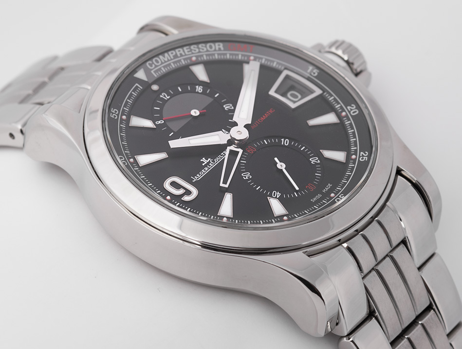 Side angle of Master Compressor GMT 24 Hour