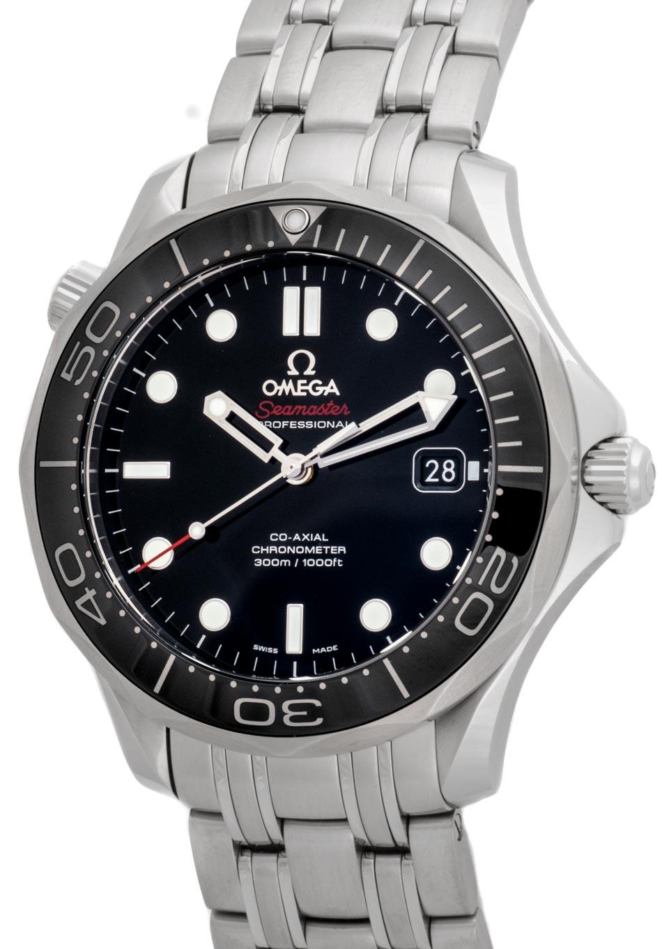 Omega seamaster diver 300m - Omega dive watch ...
