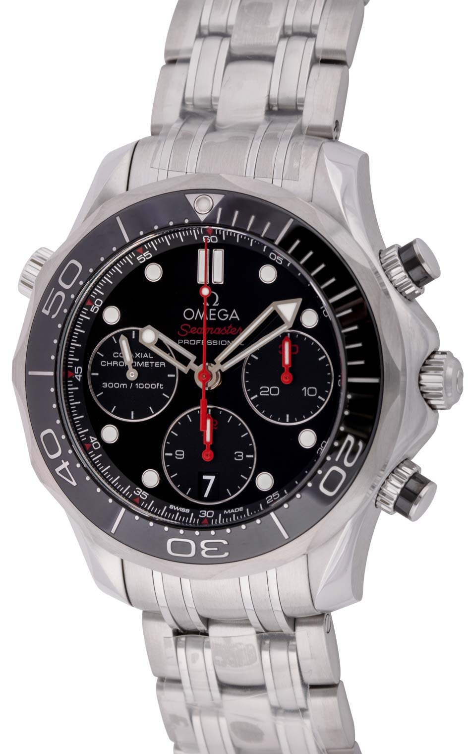 Omega - Seamaster Diver 300M Chronograph