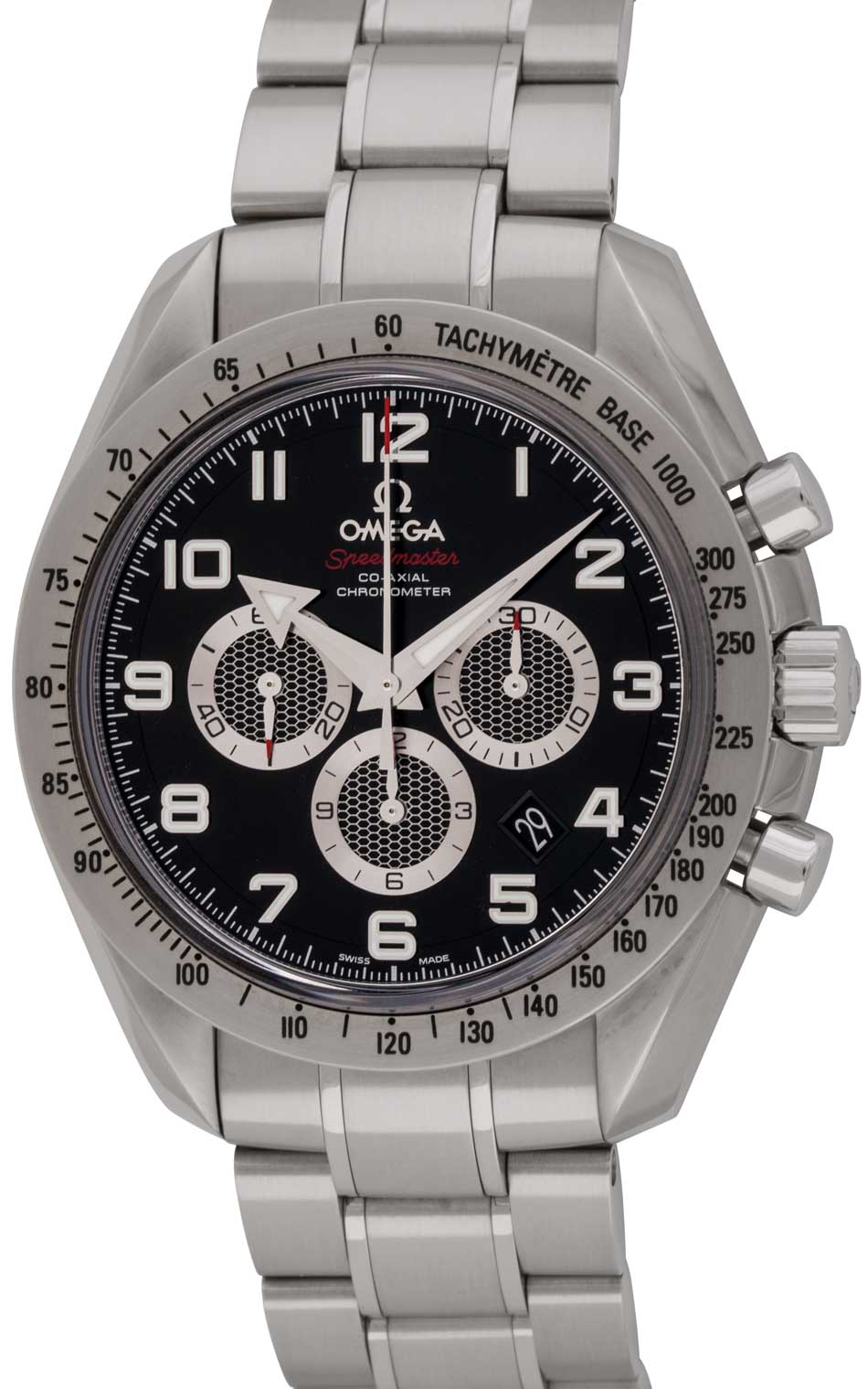 Omega - Speedmaster Broad Arrow Co-Axial Chronograph 44.25 mm