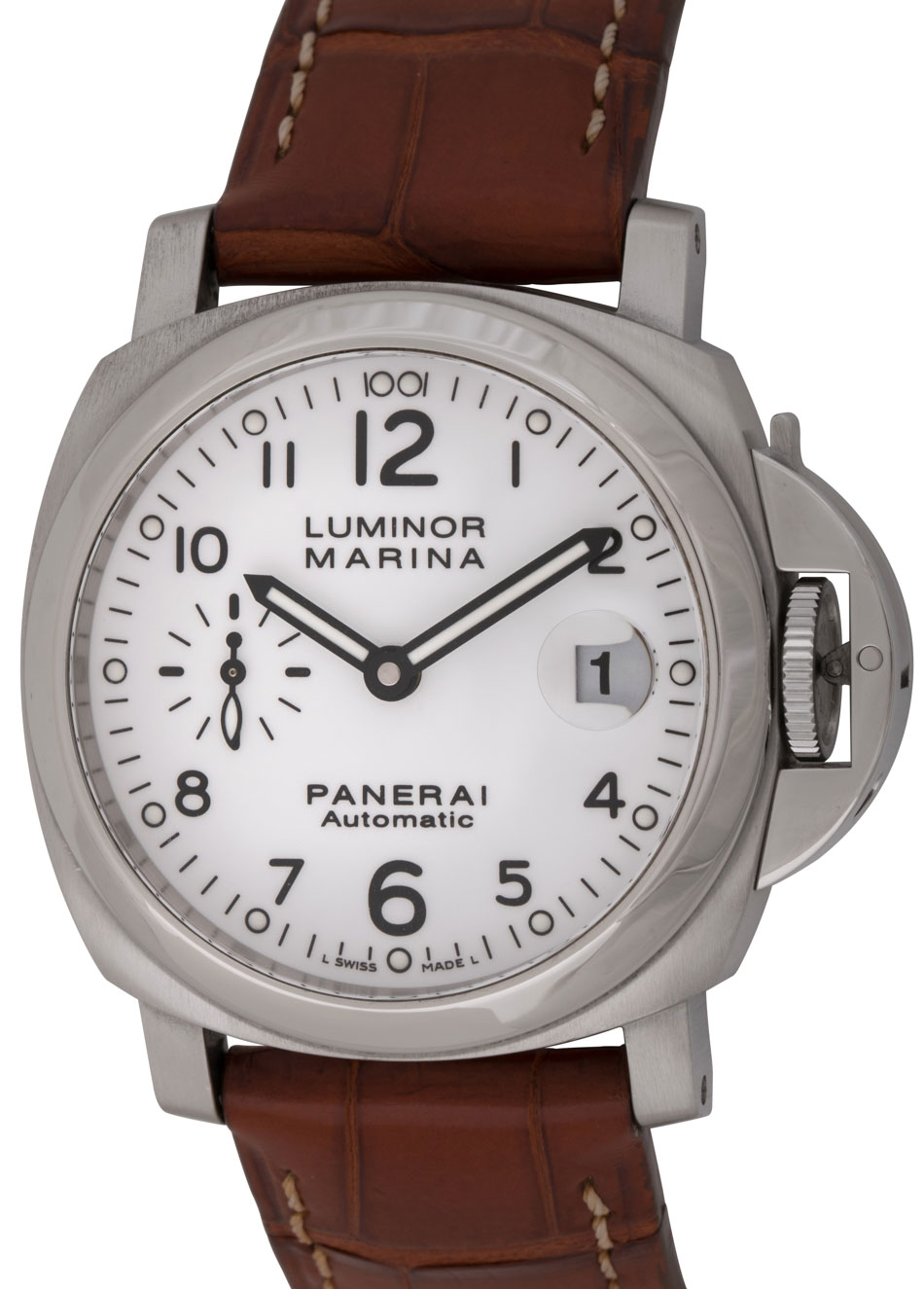 panerai luminor marina pam 49 bernard watch. Black Bedroom Furniture Sets. Home Design Ideas