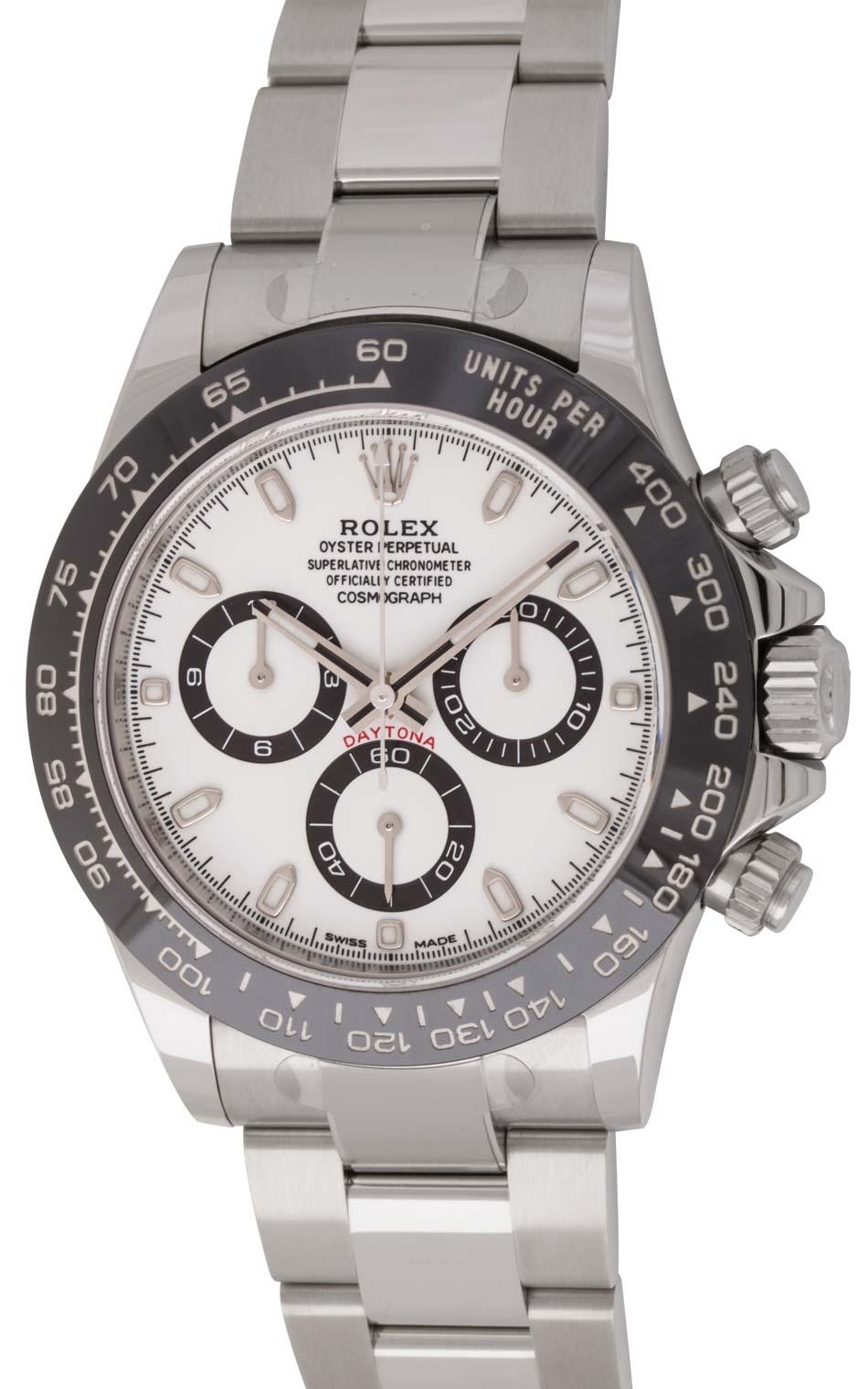 Rolex cosmograph daytona 116500ln bernard watch for Rolex cosmograph daytona