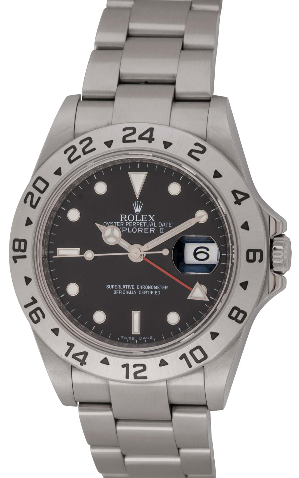 Rolex - Explorer II ''3186''