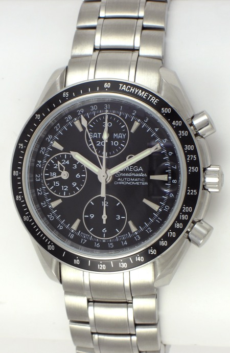 omega speedmaster day date 3606 The problem with caliber 3606 is that omega's 36xx calibers have been both eta modified movements as well as piguet that the speedmaster day-date will have a :.