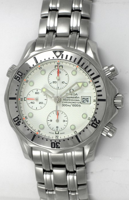 Omega Seamaster Pro Chronograph with 7750