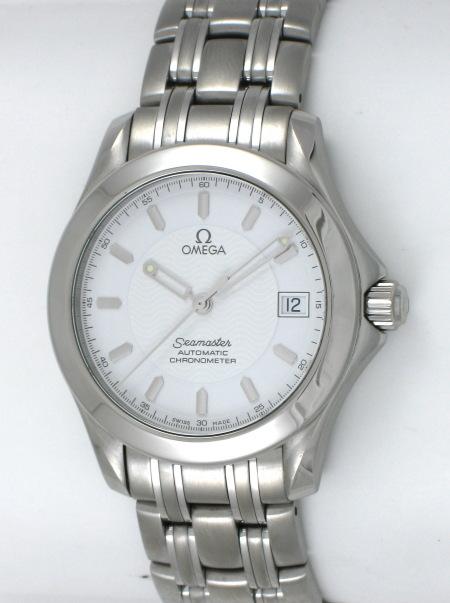 Omega Titane Automatic Chronometer 120m