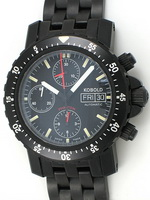 We buy Kobold Phantom Tactical Chronograph watches