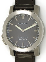 We buy Kobold Spirit of America watches