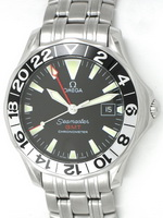 Sell your Omega Seamaster GMT watch