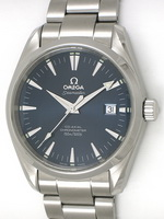 We buy Omega Seamaster Aqua Terra Co-Axial watches