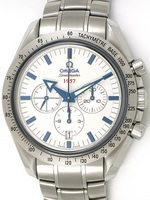 We buy Omega Speedmaster Broad Arrow watches
