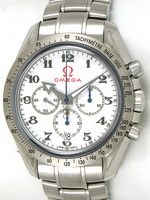We buy Omega Speedmaster Broad Arrow 'Olympic' watches