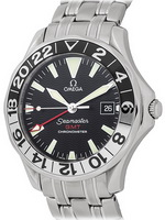We buy Omega Seamaster GMT watches