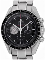 We buy Omega Speedmaster Professional 'Moonwatch' Apollo XI 40th Anniversary watches