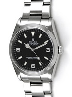 Sell my Rolex Explorer watch