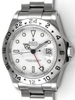 We buy Rolex Explorer II watches