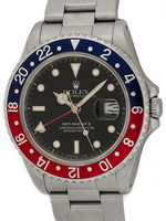 We buy Rolex GMT-Master II watches