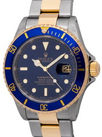 We buy Rolex Submariner Date watches