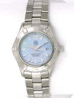 We buy TAG Heuer Ladies Aquaracer watches