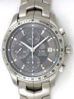 We buy TAG Heuer Link Chronograph watches