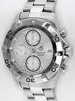 We buy TAG Heuer Aquaracer Chronograph watches