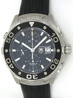 We buy TAG Heuer Aquaracer 500m Chronograph watches