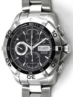 Sell your TAG Heuer Aquaracer Chronograph Day-Date Chronometer watch