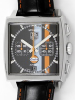 We buy TAG Heuer Monaco Chronograph 'Gulf' Limited Edition watches