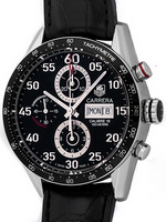 We buy TAG Heuer Carrera Chronograph Day-Date watches