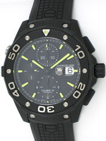 Sell my TAG Heuer Aquaracer Chronograph Full Black watch