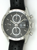 We buy TAG Heuer Carrera Chronograph watches