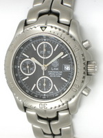 Sell your TAG Heuer Link Chronograph watch