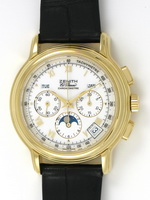 We buy Zenith Chronomaster watches