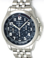 Sell your Zenith El Primero Hand Wound Chronograph watch